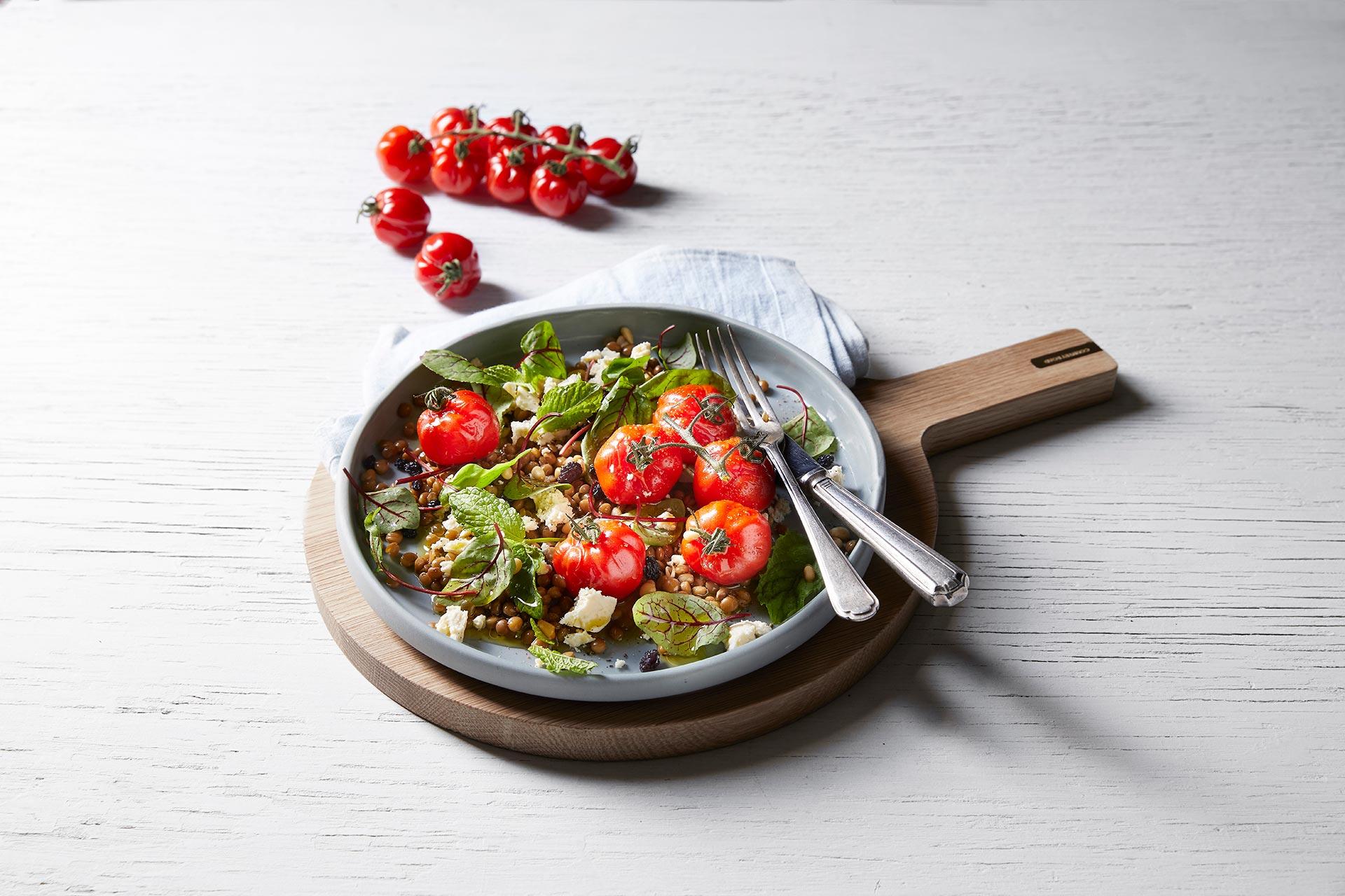 food photographer blush