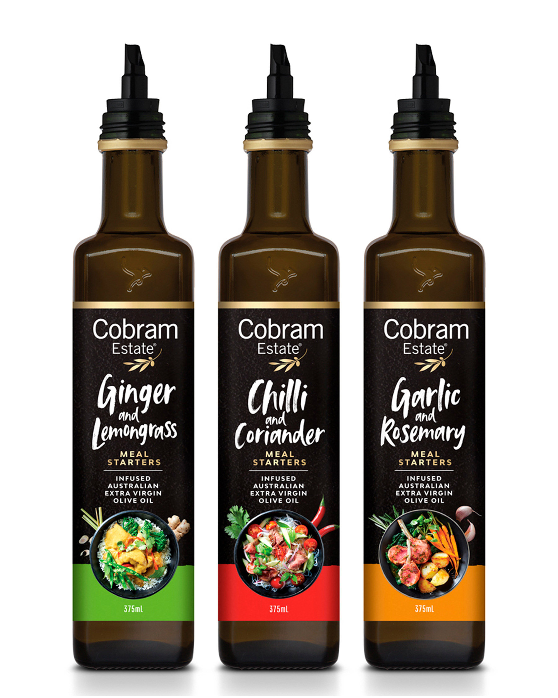 Cobram Estate Flavoured Oils