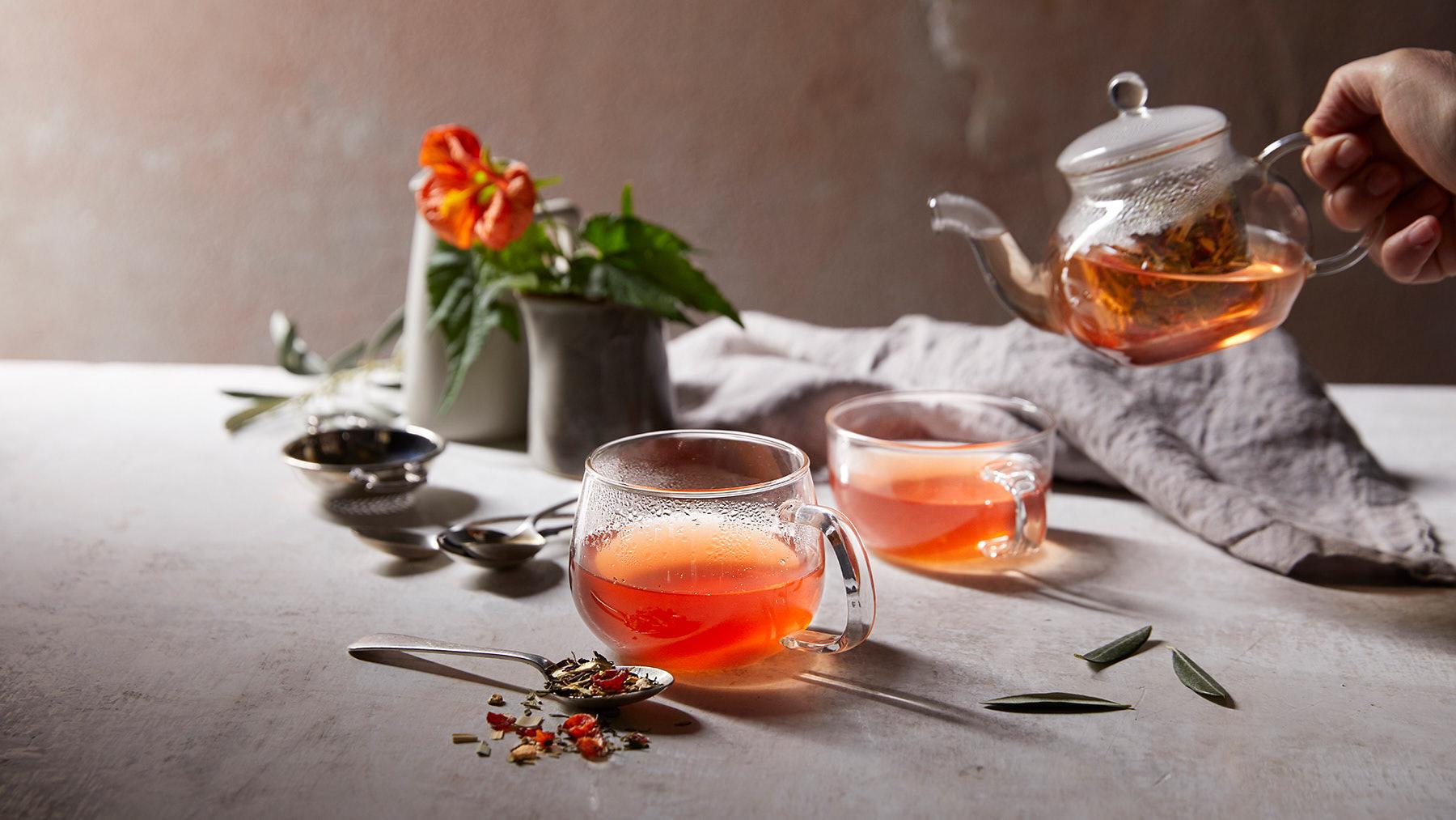 Stone and Grove Energy Olive Leaf Tea
