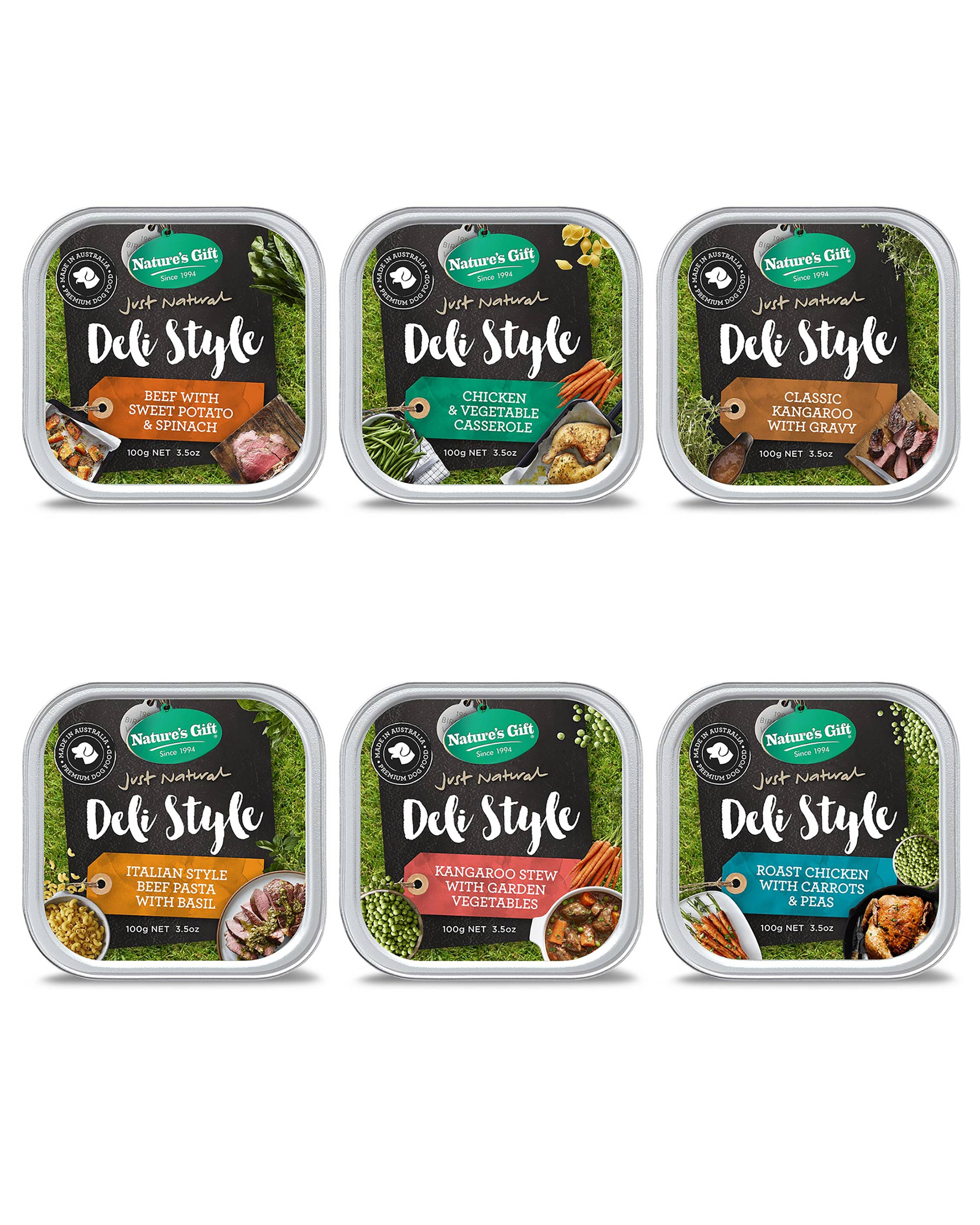 Natures Gift Deli Style Dog Food