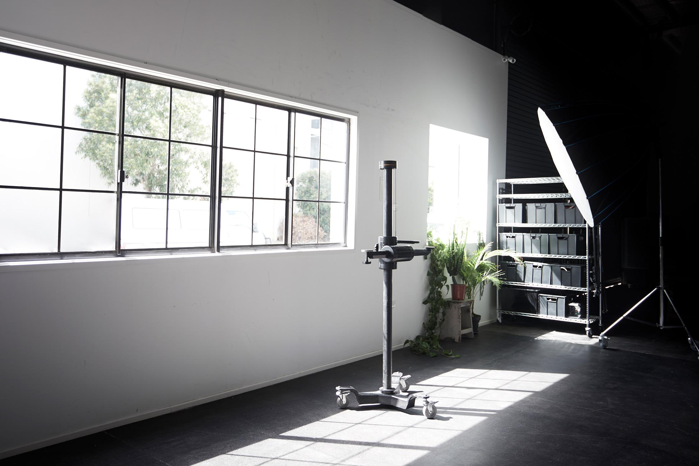Food Studio Floor Space
