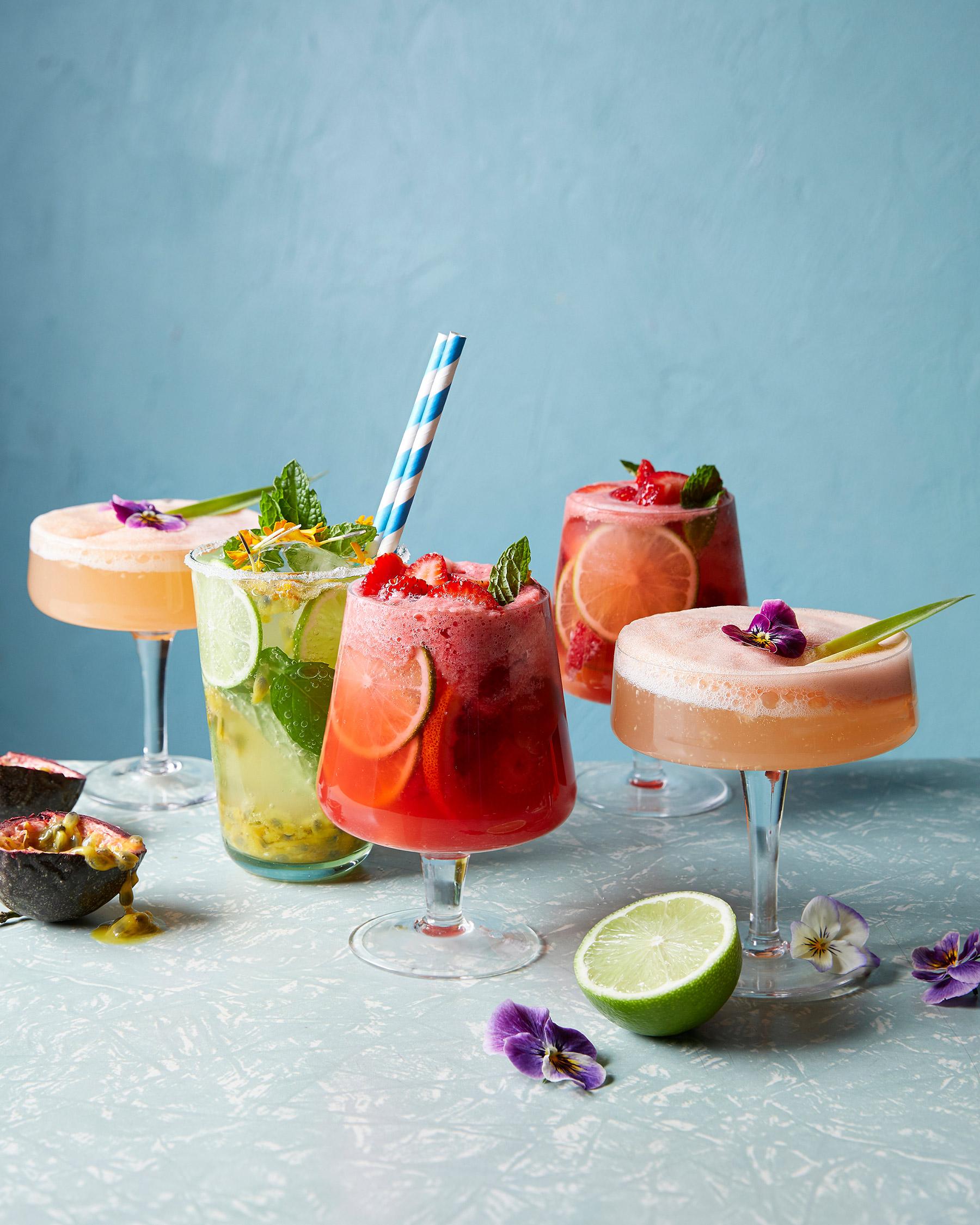 Fruity Mocktails