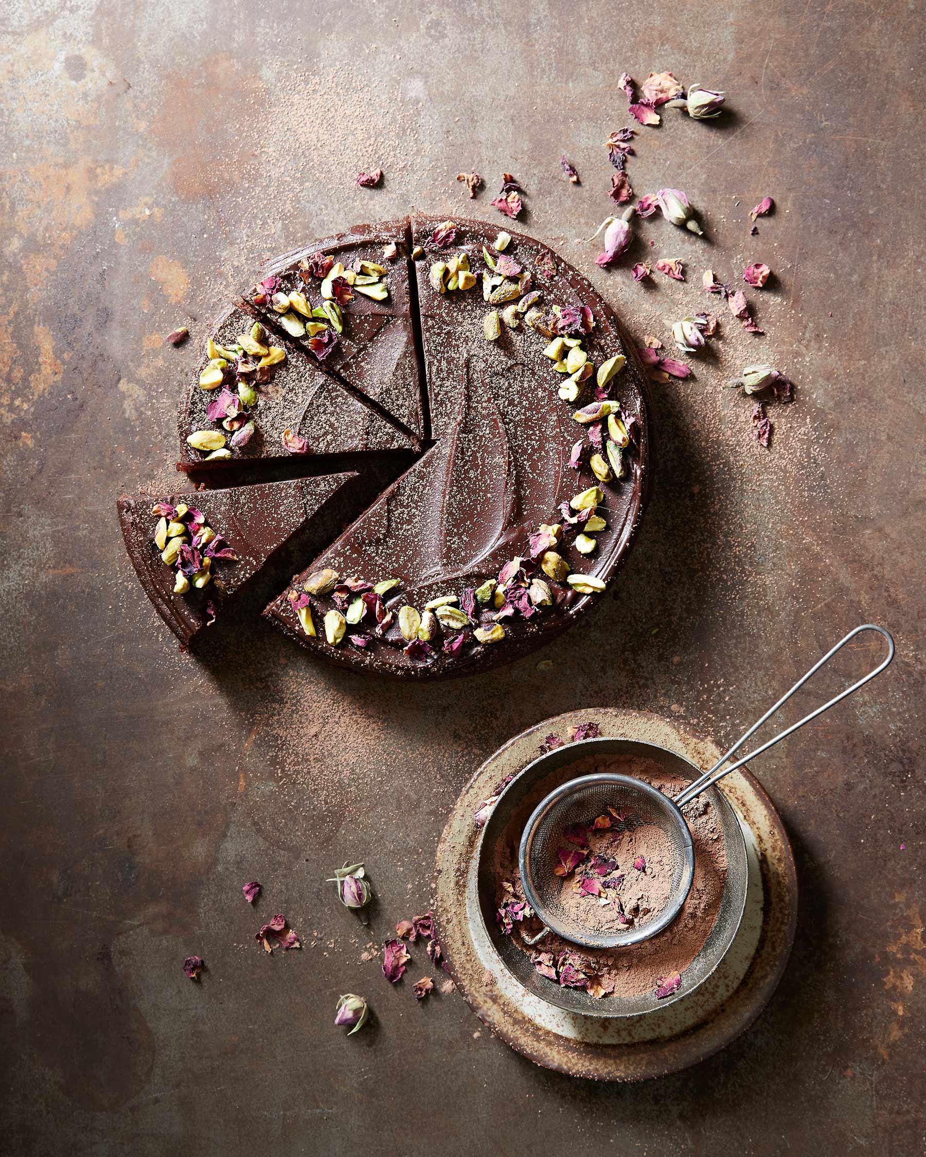 sugarfree magazine fourless chocolate cake