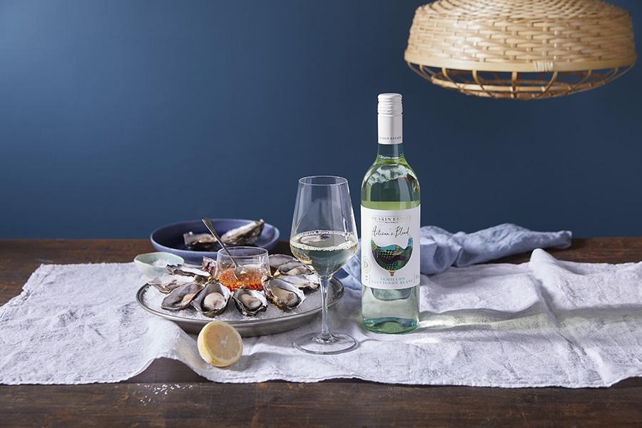 wingara wines tables deakin estate range melbourne
