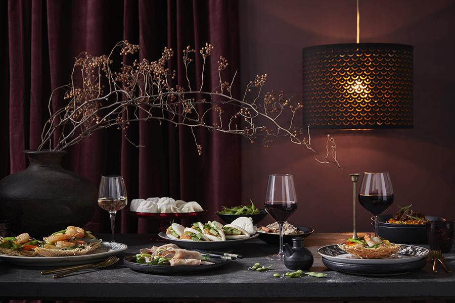 wingara wines tables series