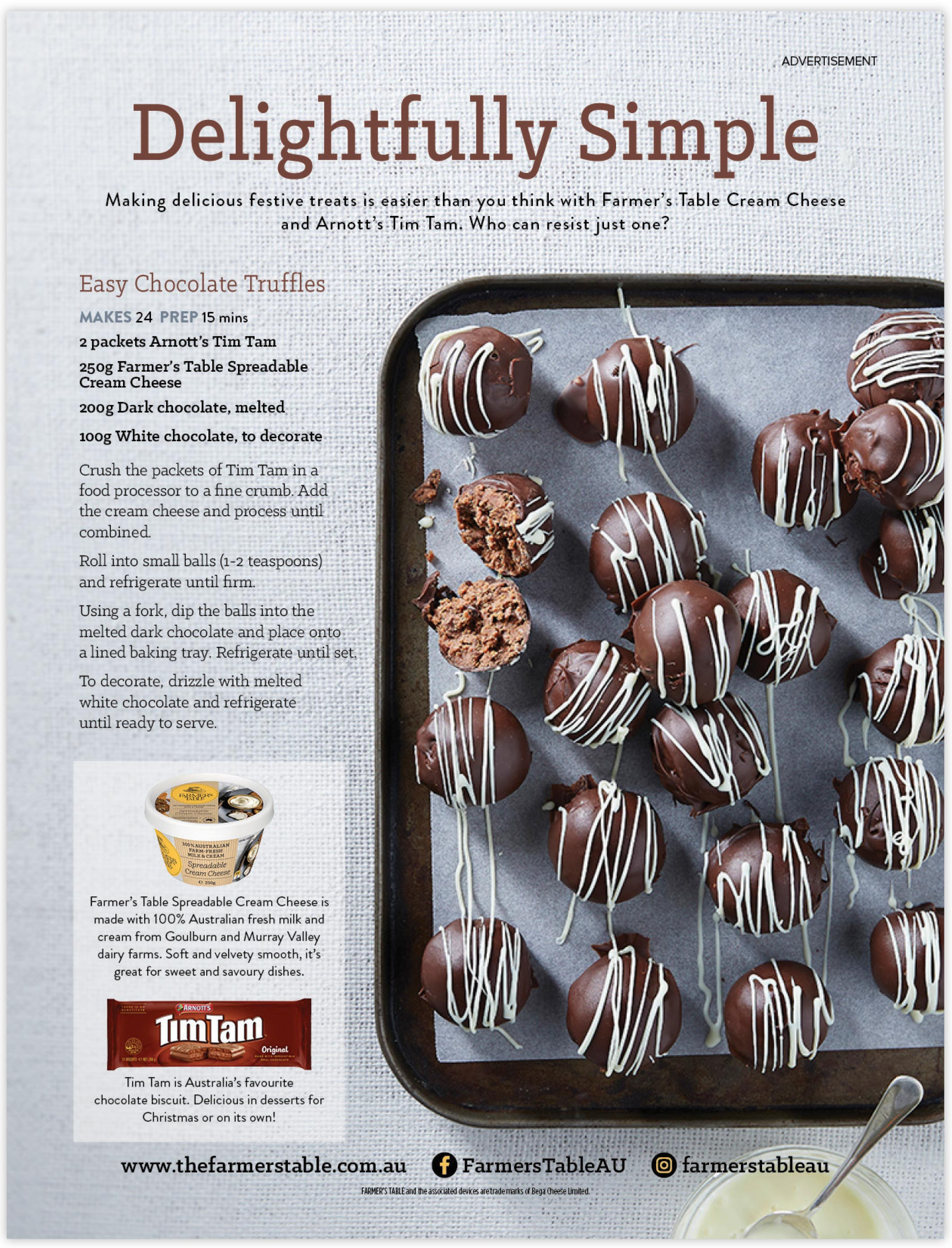Farmer's-Table-Coles-Magazine-chocolate-truffles
