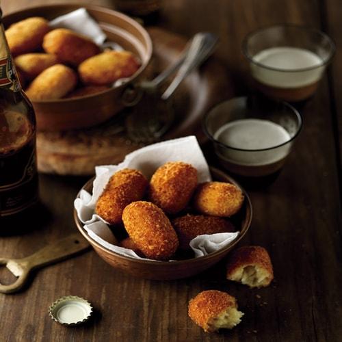 food photography potato
