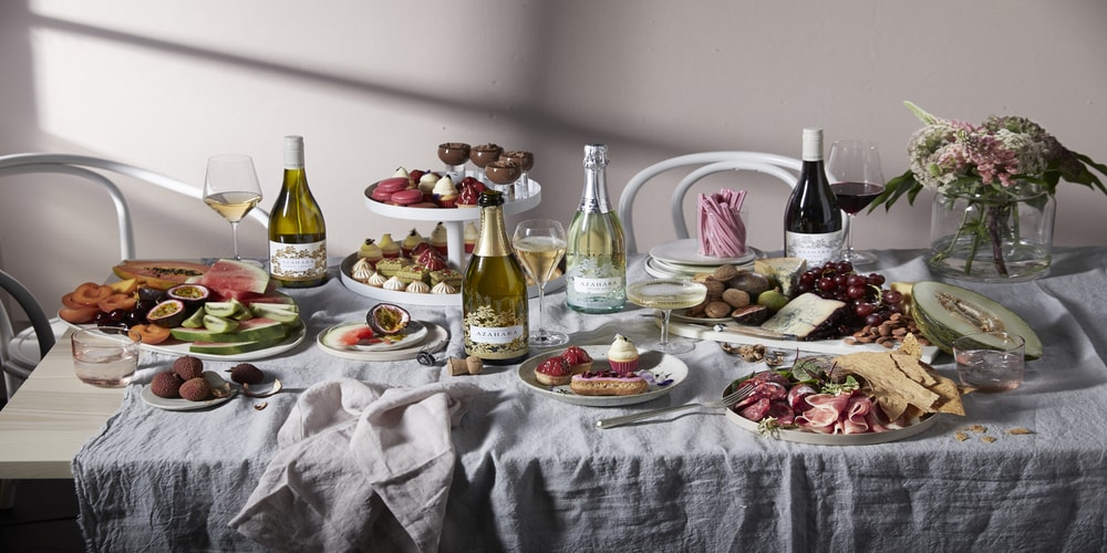 wine photography showcase