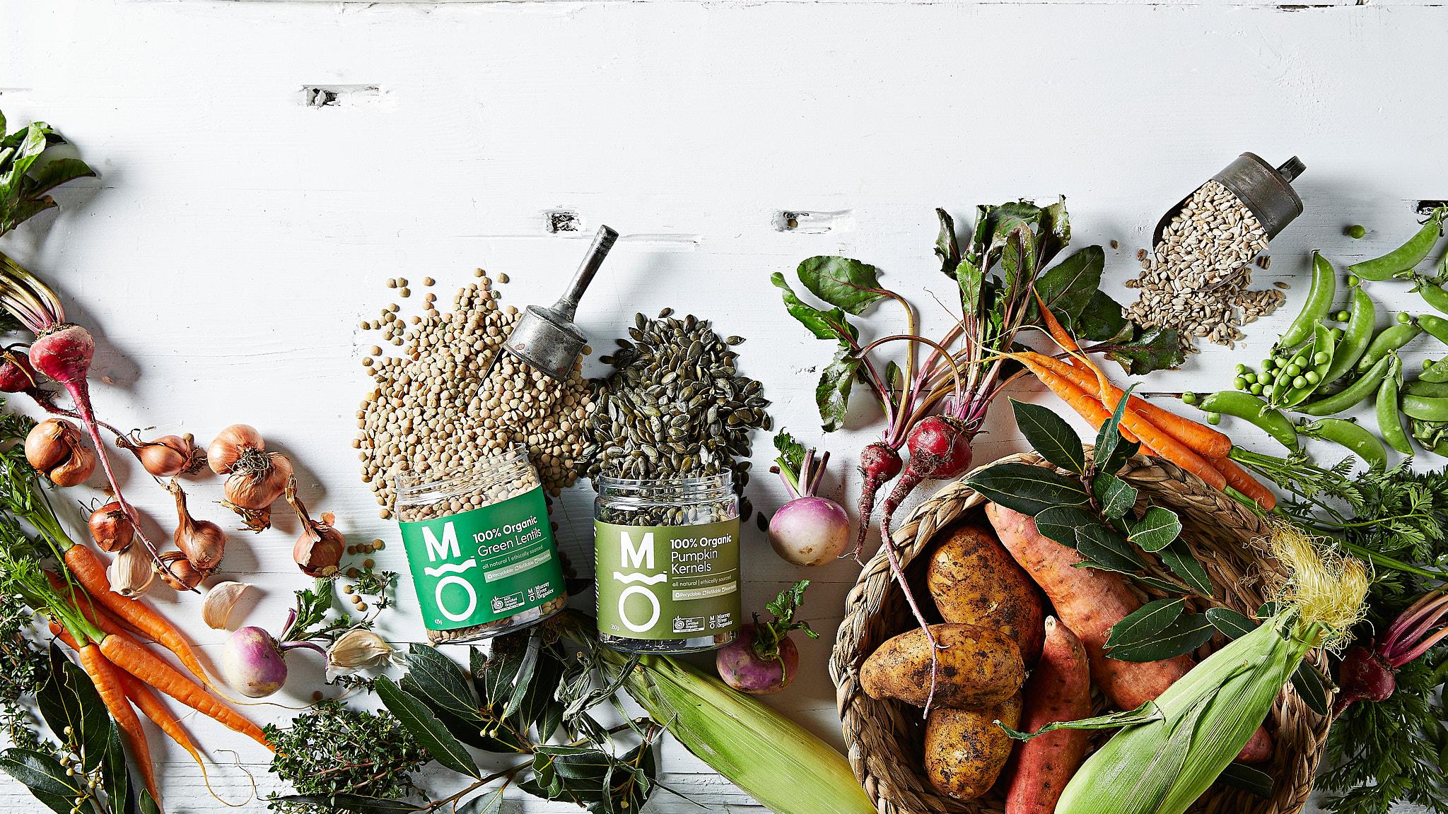 MRO Banner Organic Week