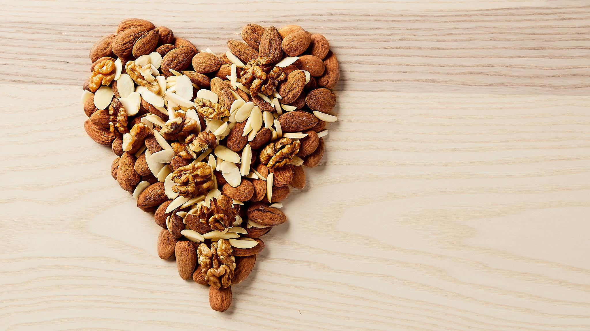 MRO Nut Heart