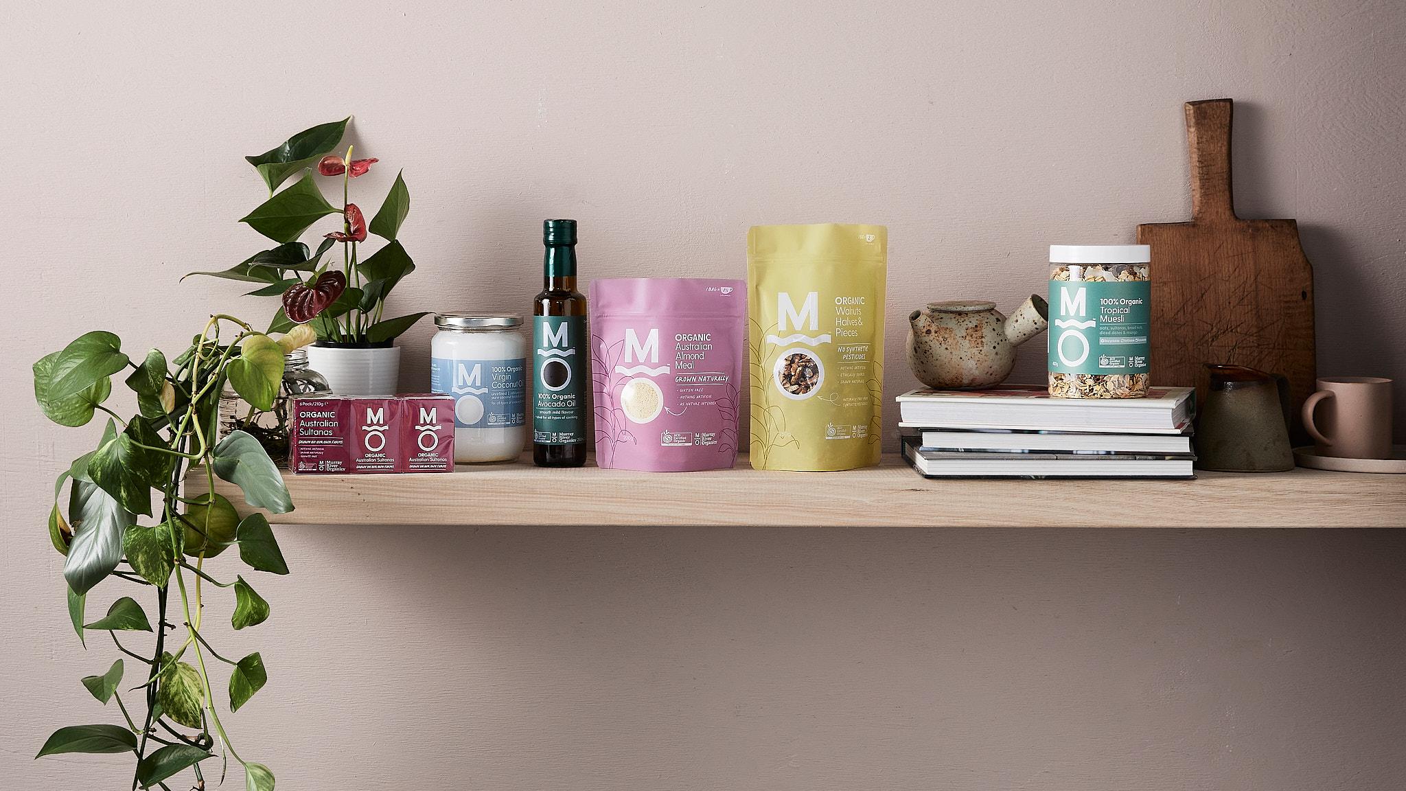 MRO Organic Range Shelf