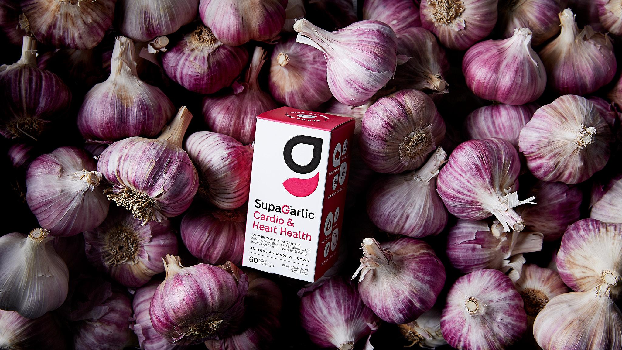 SupaG Garlic Pack Garlic Nest