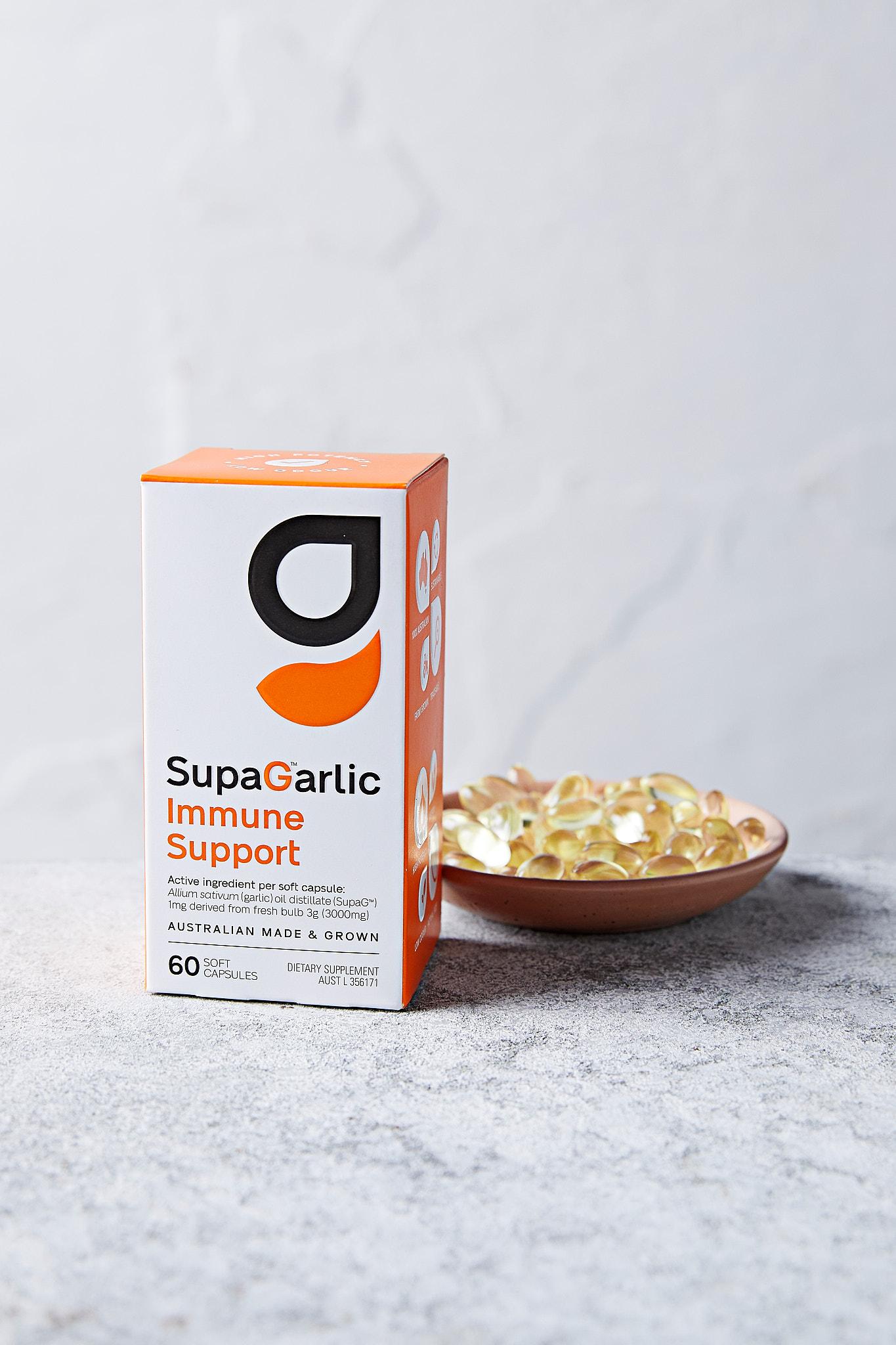 SupaG Garlic Pack